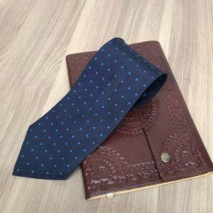 Ralph Lauren Blue Neck Tie
